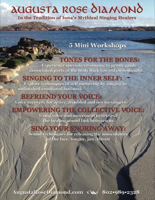 Tones for the Bones flyer generic
